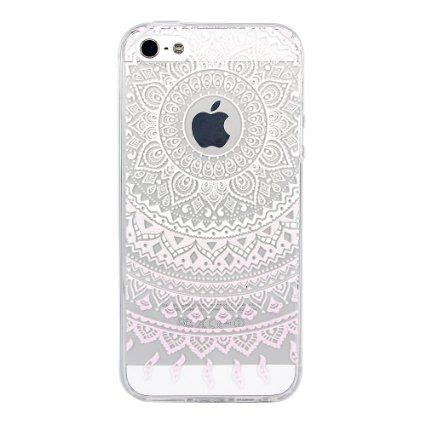 Iphone 5 5s Se Aru Back Soft Glow In The iphone se jiaxiufen clear tpu silicone gel back cover skin soft for iphone 5 5s se