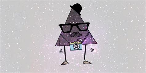 imagenes hipster triangulo libros infinitos subculturas urbanas