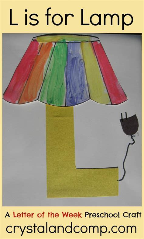 pattern preschool books l is for l a letter of the week preschool craft read
