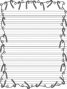 winter themed writing paper free winter themed writing paper by