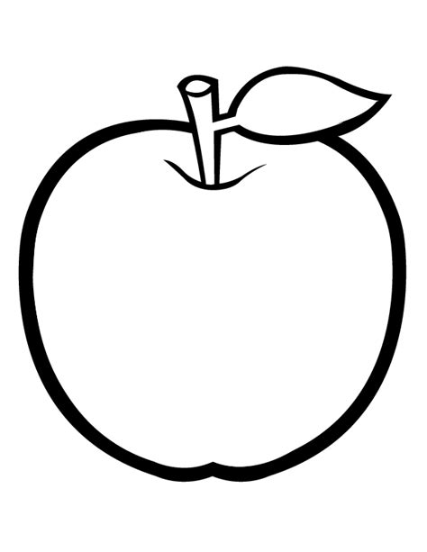 apple coloring pages for girls places to visit
