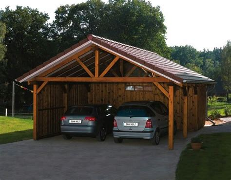 Carport With Storage by Carport With Attached Storage Sheds Shops Carports And