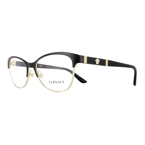 cheap versace 1233q glasses frames discounted sunglasses