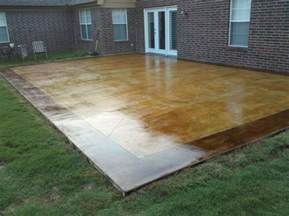 episode 18 tips for pouring acid stain ready concrete