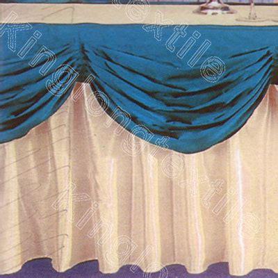 Bed Bath Table Skirt Table Skirt Manufacturer King Long Textile Ltd