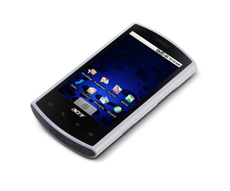 acer android mobile le smartphone android acer liquid disponible en d 232 s