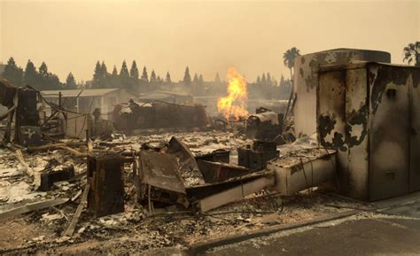 Santa Rosa Mobile Home Park by A Santa Rosa Resident Says Goodbye To His Home The