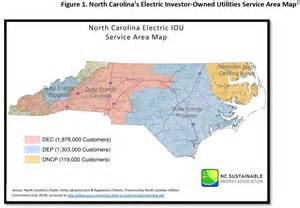 florida electric utility map carolina the impact of electric choices on