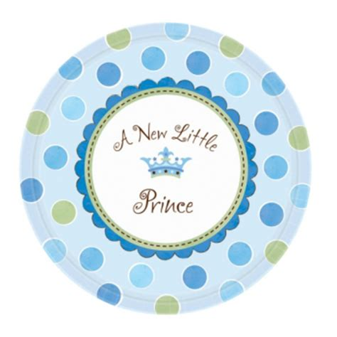 themes of new boy little prince new baby boy decorations balloons