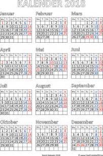 Kalender 2018 Pdf A5 Kalender 2018 Utskriftsvennlig Gratis Utskriftsvennlig Pdf