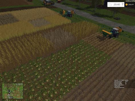 Grow Ls For soilmod soil management growth v2 0 x fs 2015 farming simulator 2015 15 ls mod