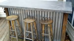cement bar top 64 best images about industrial style bar ideas on