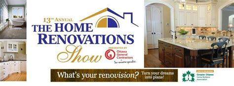 grab your tools it s time for the home renovation show
