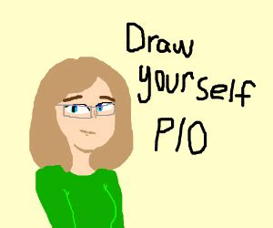 Drawing Yourself by Draw Yourself Pio