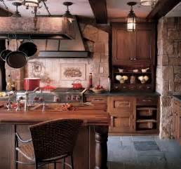 Rustic kitchen cabinets concrete powder