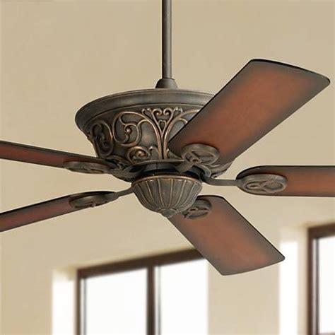 casa contessa ceiling fan 52 quot casa contessa bronze ceiling fan 55878 56255