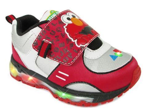 elmo shoes elmo light up sneaker 7 12
