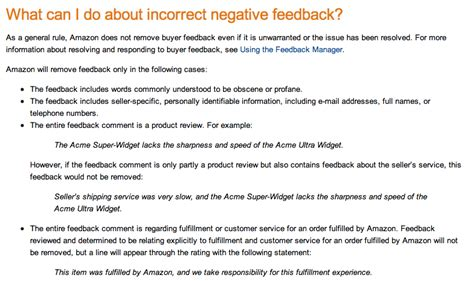 remove negative feedback amazon fba does your amazon seller feedback have you down the