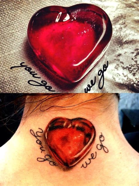 tattoo ideas for the name ruby heart ruby tattoo by aireelle on deviantart