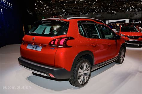opel peugeot 2016 peugeot 2008 facelift joins opel mokka x for geneva