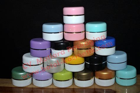 Pot 12 5 Gr Putih Putih supplier packaging kosmetik murah cp 081223860055