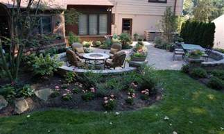 Landscaping And Patio Ideas backyard patio and landscape design build ideas in columbus