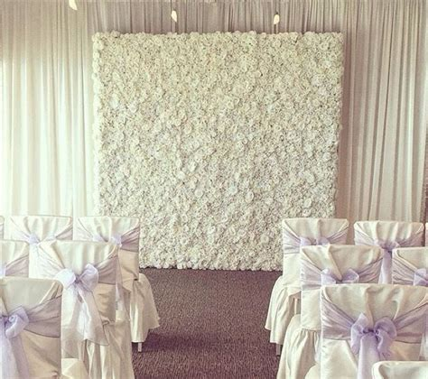 Wedding Backdrop Gumtree by Wedding Floral Stage Decorations 79p Silver Chair Cover