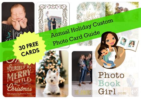 best christmas photo card deals 2016 30 free cards photo book s annual custom photo card guide best deals tips