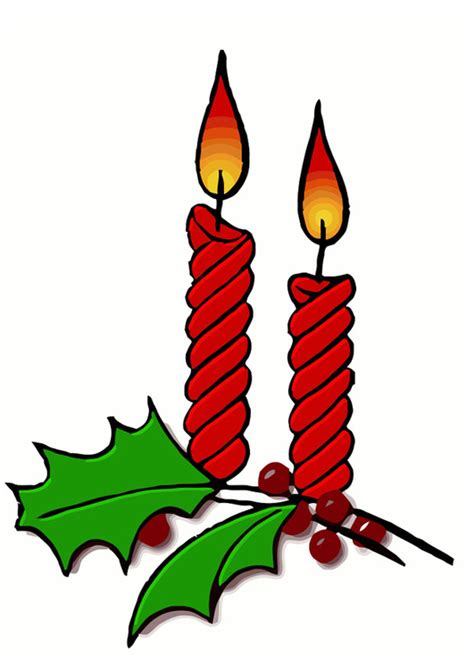 immagini candele immagine illustrazione candele natalizie immagini per
