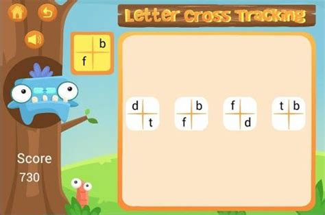 Relationship Tracker App The Letter Cross Tracking App Improves Visual Tracking
