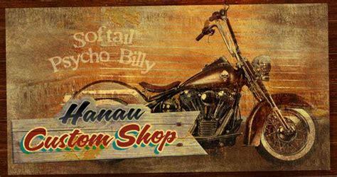 Motorrad Shop Gelnhausen by Softail Umbau Zum Custombike Harley Davidson Hanau