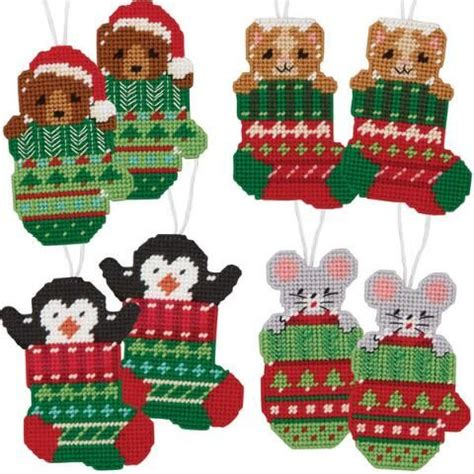 best of the west christmas ornaments plastic canvas kit 754 best images about plastic canvas on