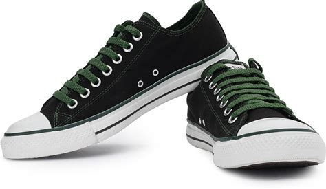 Converse Hight Black Sepatu Casual Sneakers Pria Premium converse canvas shoes for buy black green color