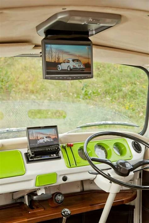 volkswagen kombi interior 25 best ideas about kombi interior on