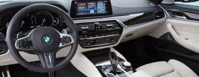 Bmw 5 Series Interior The 2017 Bmw 5 Series Interior