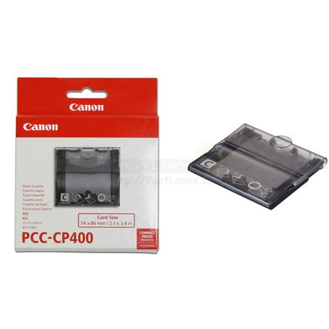 ink cassette canon selphy canon selphy pcc cp400 card size paper cassette tray