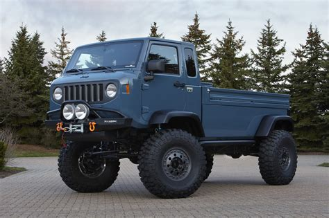 concept jeep jeep reveals all six east safari concept models in the