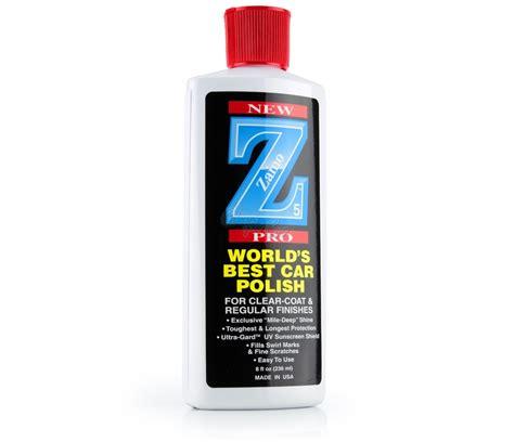 Zaino Z 5 PRO Show Car Polish for Swirl Marks and Fine