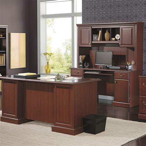 Bush Bennington L Shaped Desk Furniture For All Your Needs
