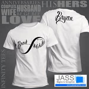 Infinity Shirts Infinity Shirts For Couples Infinity Shirts For Him