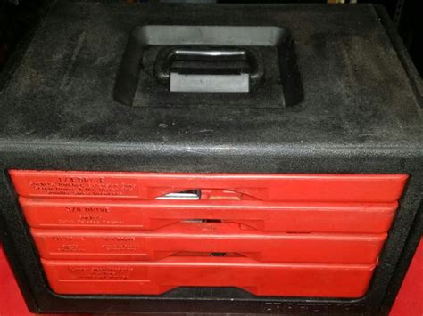 Craftsman 4 Drawer Plastic Tool Box by Craftsman 4 Drawer Tool Box Tools Machinery In Upland