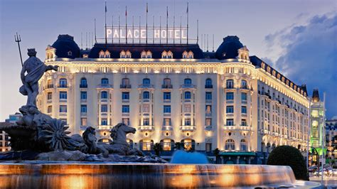 inns of spain the westin palace hotel in madrid the hotel designer