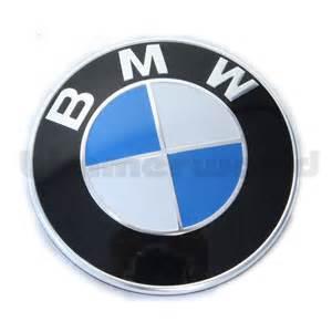 Bmw Emblems Bmw Roundel Emblem 51148132375 51 14 8 132 375