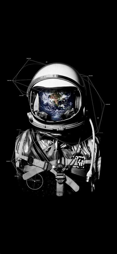astronaut wallpaper  iphone