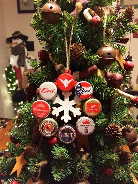 17 best images about 2013 christmas bottle cap decor ideas