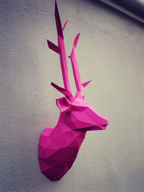 Papercraft Deer - 1000 imagens sobre modelismo papercraft no