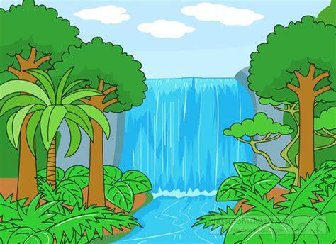 Rainforest Clipart rainforest clipart