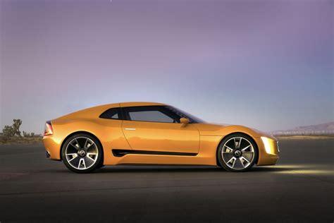 Kia Sports Car Gt4 Stinger Kia 2016 Gt4 Stinger Kia Goes Independent On Stinger