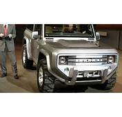 The Ford Bronco Will Be Back In 2020  One News Page VIDEO