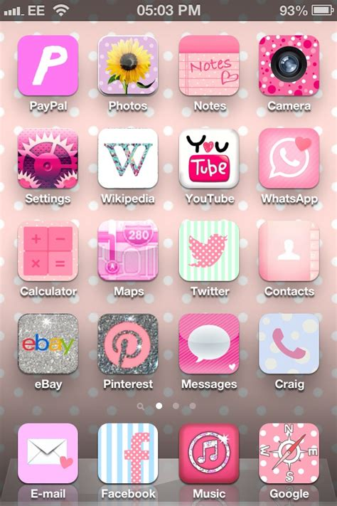 pink wallpaper for iphone 5 home screen home screen wallpaper iphone 5 for girls www imgkid com
